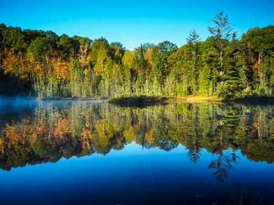 Fall Color-Lakes